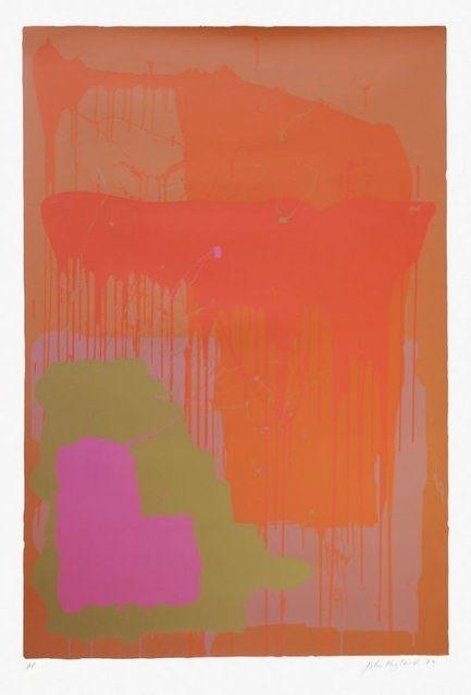 John Hoyland | 25.12.71 (1972) | Available for Sale | Artsy