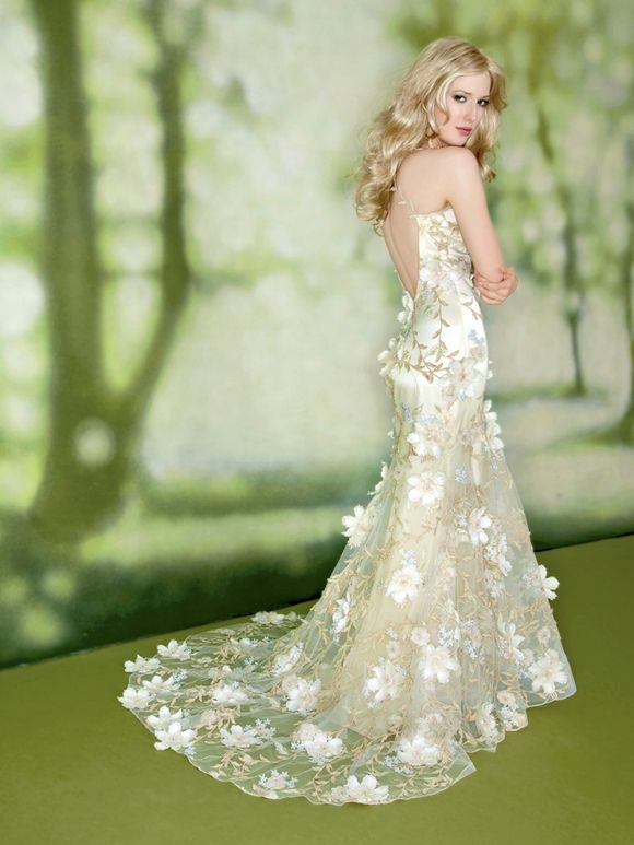 Claire pettibone fashion pinterest for Wedding dress claire pettibone