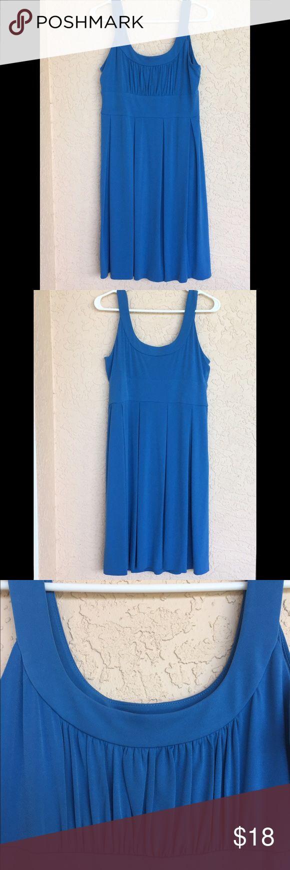 Donna Ricco blue dress Donna Ricco blue sleeveless mini dress. Donna Ricco Dresses Mini