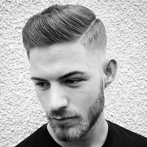 Men's Quiff Haircuts