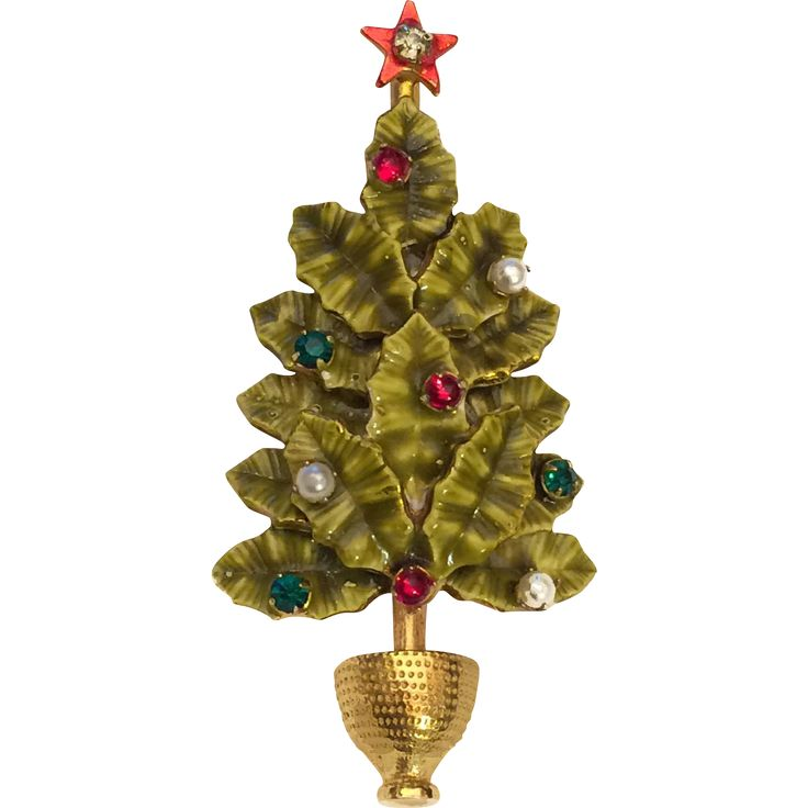 930 Best Christmas Pins Images On Pinterest Brooch Pin  - Christmas Trees Ri