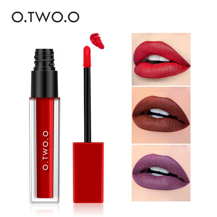 BUY now 4 XMAS n NY. O.TWO.O Velvet Matte Liquid Lipstick Sexy Colors Lip Paint Waterproof Long Lasting 12 Colors  *~* Just click the image to view the details on  AliExpress.com #yuleball