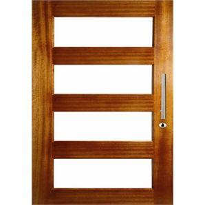 Hume Savoy 2040 x 1200 x 40 Unglazed Door Entrance Xs24