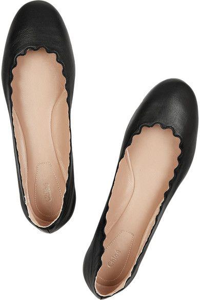lauren ballet flats / chloe