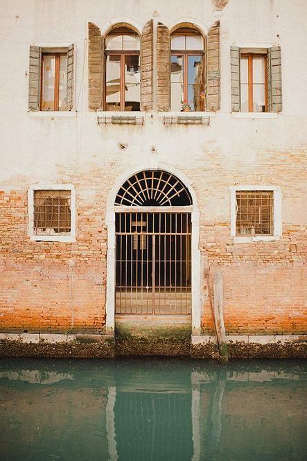 Get lost in Venice.