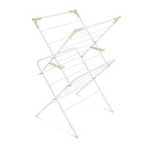 Addis 2 Tier Indoor Airer- is perfect for that extra bit of drying space that is always needed when the outdoor washing line has ran out of room and you still have one or two more loads of wet laundry to hang out.