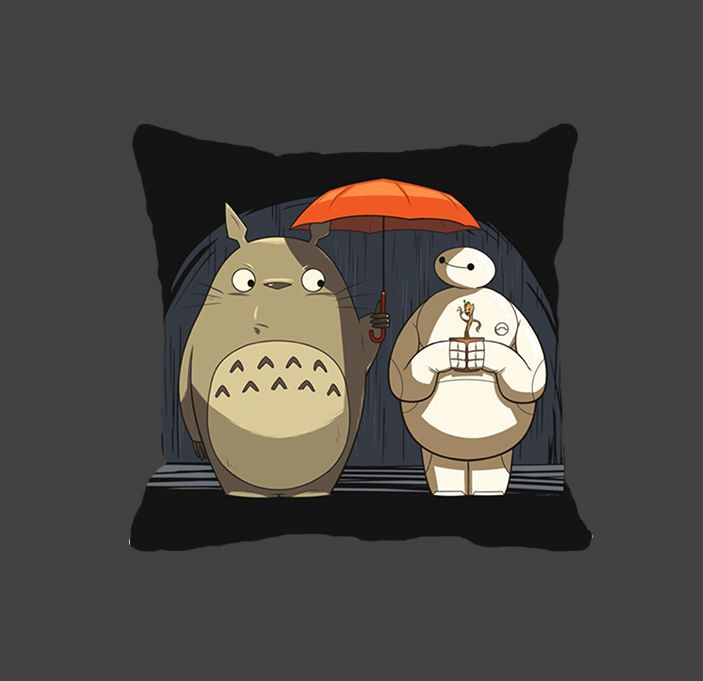 Hello I am Baymax,totoro, i am groot new , i am groot new friends pillow cases #Modern