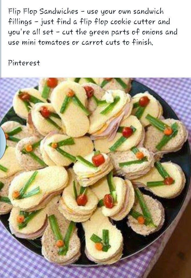 Jandal sandwiches