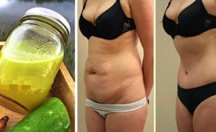 Extrémne efektívny pŕirodný nápoj, s ktorým som schudnete 3 kilogramy za týžden | Báječný život