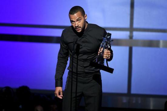 Watch Jesse Williams' Powerful BET Awards Speech About Racism