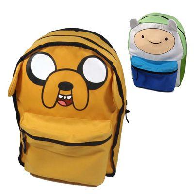 Finn en Jake reversible backpack www.attitudeholland.nl