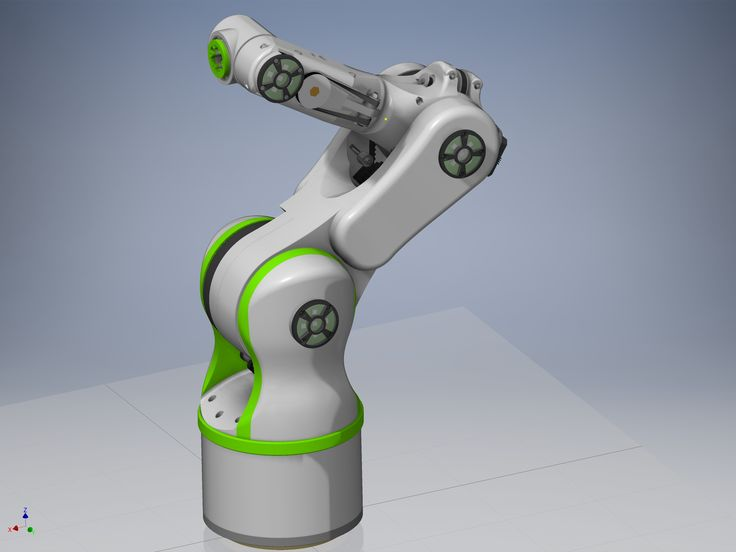 My printable robot arm is inspired by the well known industry robots, but printable. The goal is to develop a open source robot arm to use in private or small businesses and make robot development available for every one.   The arm should lift about 2 kg enough to perform every day tasks.  Currently robot arms are expensive or small and weak, or clumpy.  Industrial robots are expensive and dangerous and for that not suitable for using at home or schools.  A Open Source printable robot can…
