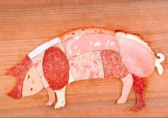 PIG of PIG by Sarah Illenberger