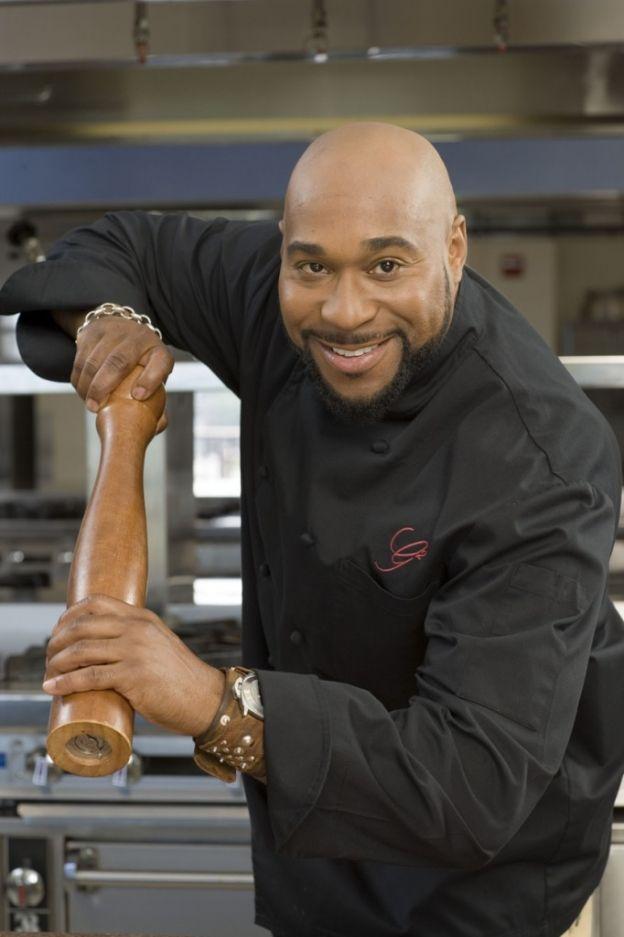 Celebrity chef healthy cookbooks for men