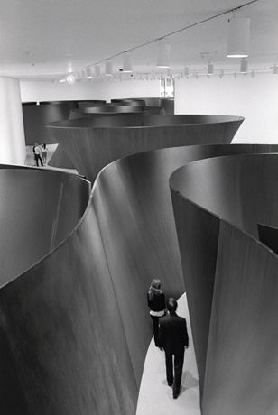 Life is a sequence of events, a stretch from one stepping stones to the next, a labyrinth that bends and folds. Nothing in nature is straight. Richard Serra, Sequence (2006). http://chloethurlow.com/2013/09/books/