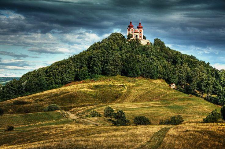 Calvary @ Banská Štiavnica, Slovakia