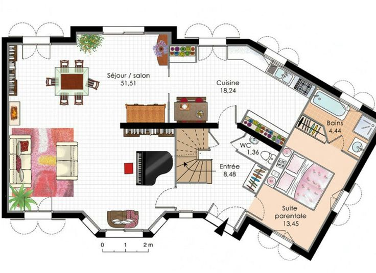 44 best Plan images on Pinterest Architecture, Floor plans and Homes