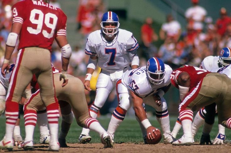 Throwback: 49ers vs. Broncos All-time San Francisco and Denver have faced off 13 times in the regular season, plus in Super Bowl XXIV, when the #49ers won, 55-10, in New Orleans.