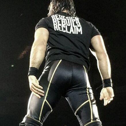 Seth Rollins oh my