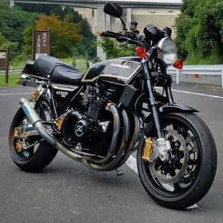#instantoftheday #restomod #kaferacers #kawasaki #motorcycles #rocketgarageorigi… – Bikes