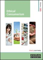 Volume 355 - Ethical Consumerism @thespinneypress #thespinneypress #spinneypress #issuesinsociety #consumerism #ethicalconsumerism
