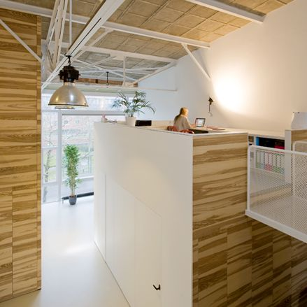 Marc Koehler Architects . house like village, Amsterdam