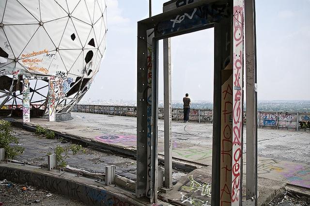 Teuflesberg, abandoned radar station 1 by dml82, via Flickr
