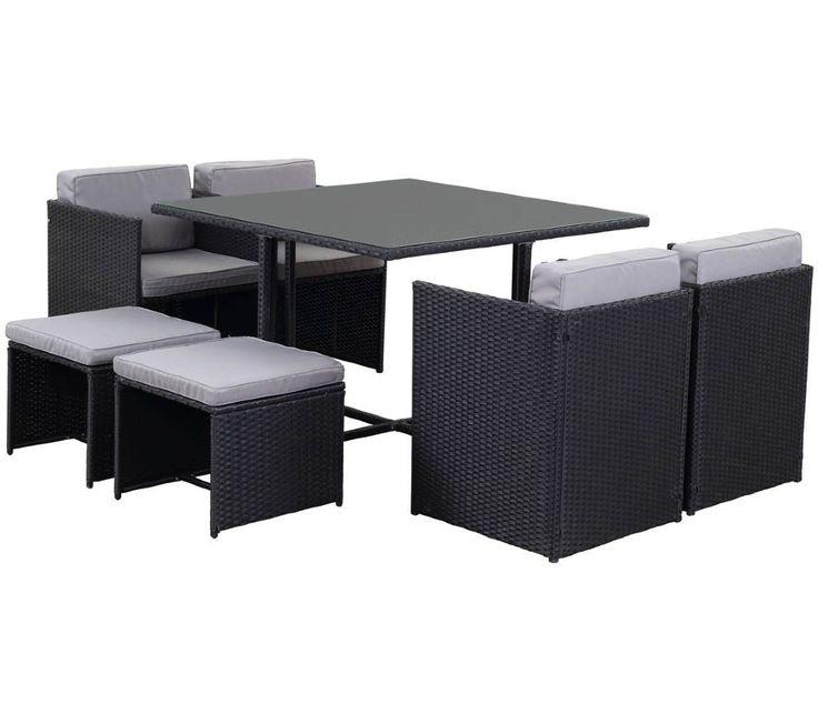 best 25 salon de jardin carrefour ideas on pinterest. Black Bedroom Furniture Sets. Home Design Ideas
