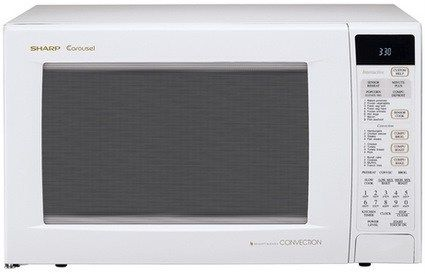 #bestoftheday #FF If you've been thinking about investing in a new convection microwave, this Sharp Carousel Convection Microwave review will give you some insight as to whether it is the right choice for you. We all know that microwaves are an invaluable modern convenience. There's one in almost every home and,...