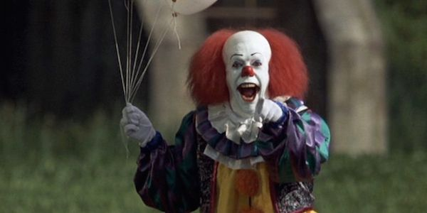 The Cool Way Tim Curry Will Revisit IT's Iconic Pennywise
