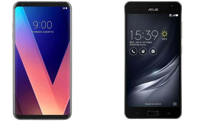 LG V30 vs Asus ZenFone AR Subscribe! http://youtube.com/TechSpaceReview More http://TechSpaceReview.tumblr.com