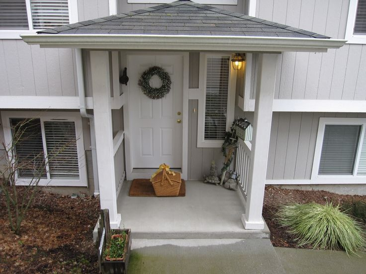 Split Foyer Front Porch : Best images about split entry on pinterest house