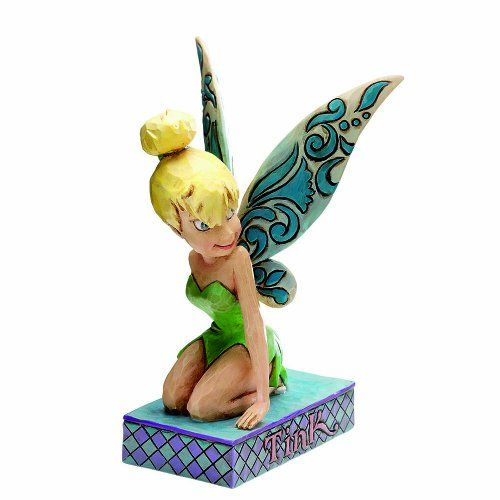 Disney Traditions Tinkerbell Pixie Pose Fingurine @ niftywarehouse.com #NiftyWarehouse #Disney #DisneyMovies #Animated #Film #DisneyFilms #DisneyCartoons #Kids #Cartoons