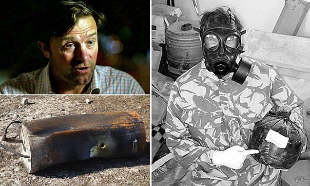 ISIS chlorine gas attack on UK transport networks 'highly likely' #DailyMail