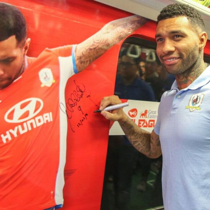 Jermaine Pennant 'didn't warrant start' in Singapore Cup final