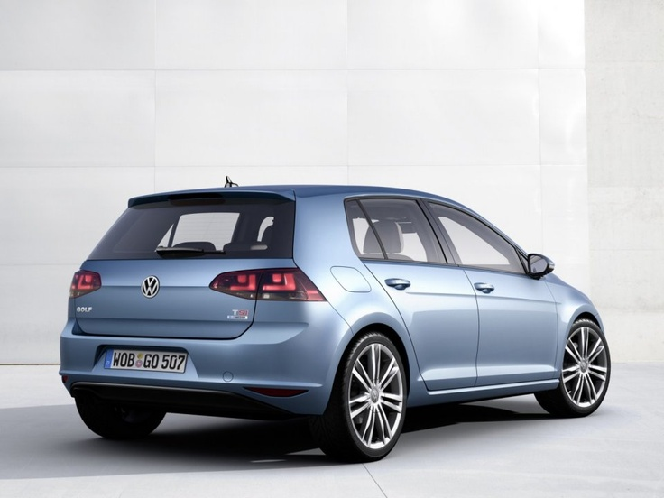 Volkswagen Golf mkVII