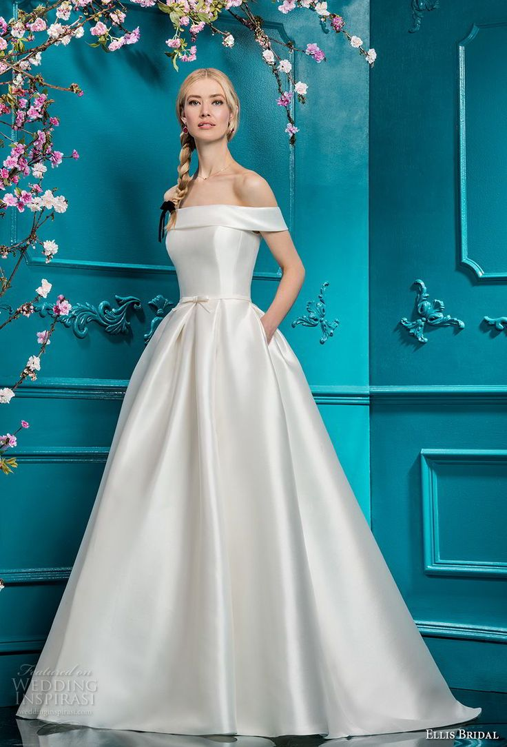 The 1418 best Wedding dresses images on Pinterest | Bridal gowns ...