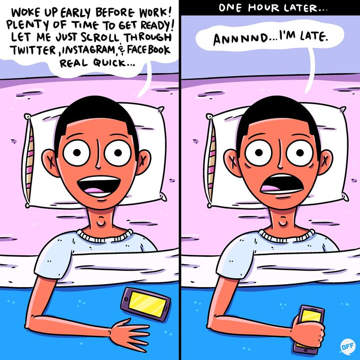 19 Comics Morning People Will Never Understand