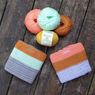 gratis online opskrift på hæklede håndklæder