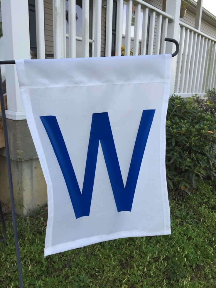 Chicago Cubs Win Flag-Fly the W Flag by PersonalSpaceStore on Etsy https://www.etsy.com/listing/472475494/chicago-cubs-win-flag-fly-the-w-flag