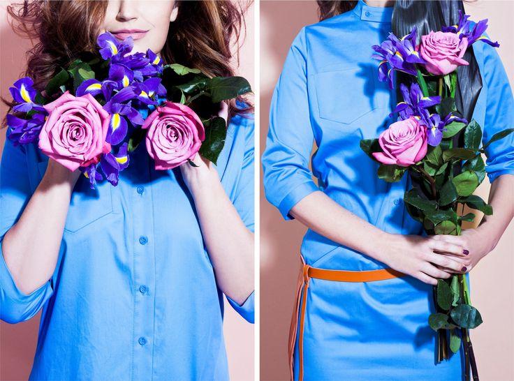 Tour de fleurs_ collection Mi fashion label
