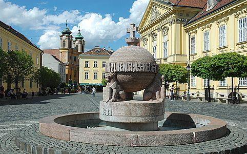 The Orb - Székesfehérvár