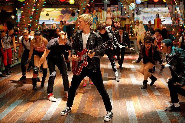 "teen beach movie disney channel | Ross Lynch Is ""Cruisin' For a Bruisin'"" in New ""Teen Beach Movie"" Clip ..."