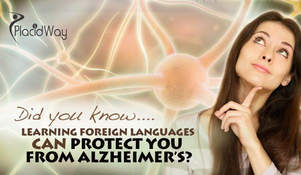 If you can easily change the dialog from one language to another, fluently, it means you have a highly flexible memory.  Experts say that individuals who are skilled in multiple foreign languages are protected from #Alzheimer's disease.