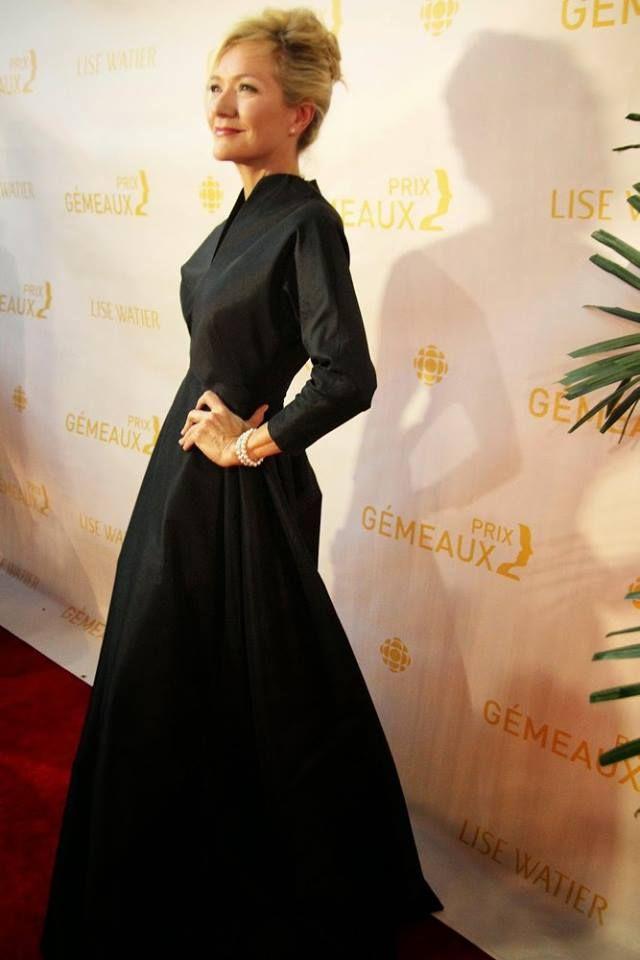 Elise Guilbault - Gala Gémeaux 2014