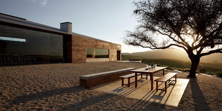matias zegers arquitectos: mirador house, chile