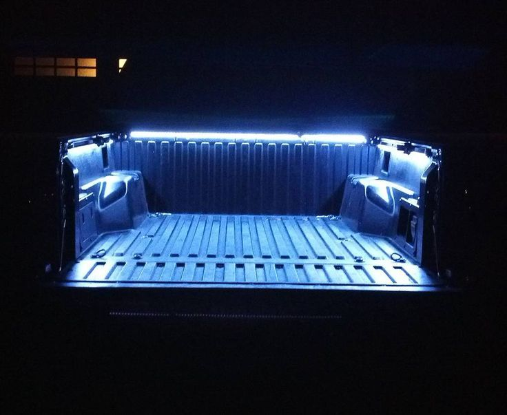 LED Truck Bed lights.