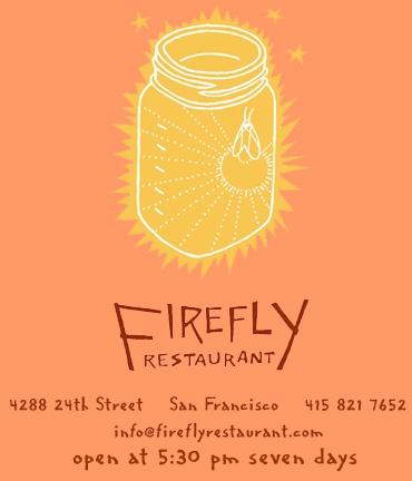 firefly cafe: noe valley restaurant