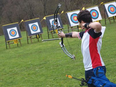 archery scholarships for College!
