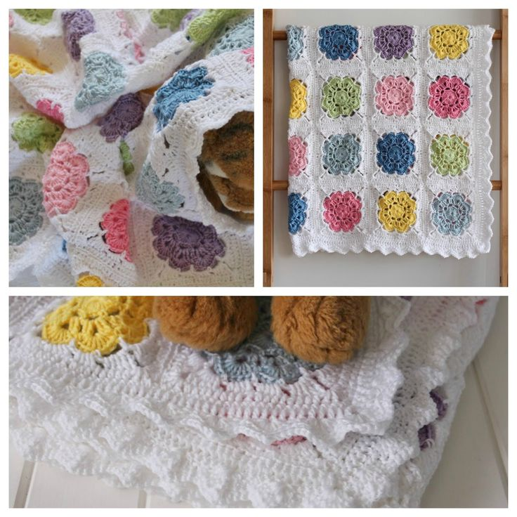 Threadbare Creations- Threadbare Handmade Etsy Shop Baby Blankets